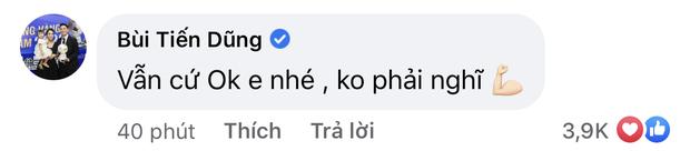 Im lặng khi ĐT Việt Nam thi đấu, thủ môn Bùi Tiến Dũng lại nói với Duy Mạnh điều này sau vụ thẻ đỏ oan nghiệt - Ảnh 4.