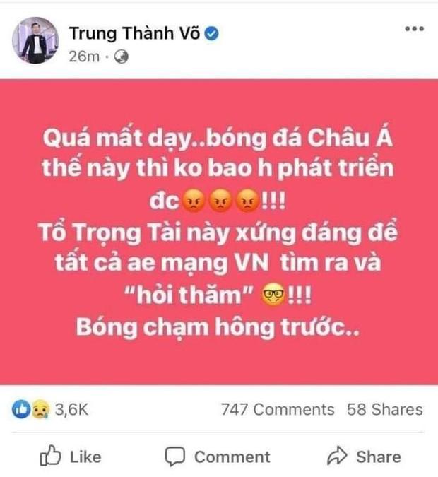 Loạt phát ngôn phản cảm của MC Thành Trung: Từ phân biệt vùng miền, chửi tục đến cổ xuý netizen làm điều xấu - Ảnh 10.