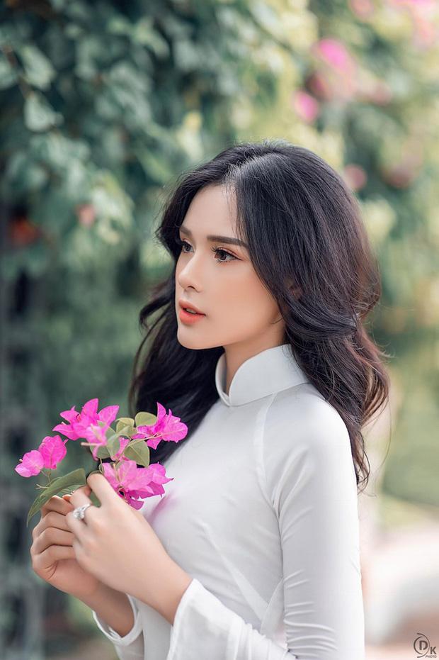 Bạn gái cũ Trọng Đại bỗng bị đào lại phát ngôn: Muốn như Phạm Hương, làm Hoa hậu để kiếm nhiều show, nhiều tiền - Ảnh 6.