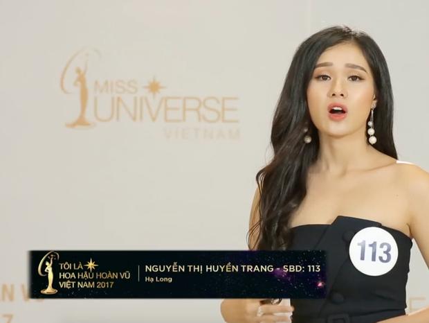 Bạn gái cũ Trọng Đại bỗng bị đào lại phát ngôn: Muốn như Phạm Hương, làm Hoa hậu để kiếm nhiều show, nhiều tiền - Ảnh 4.