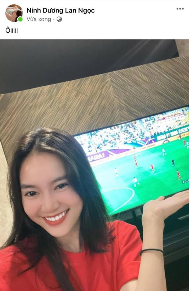 Tuyển Việt Nam ghi bàn mở tỉ số ngay 3 phút đầu giờ, dàn sao Running Man và cả showbiz vỡ oà: Quá đỉnh! - Ảnh 3.