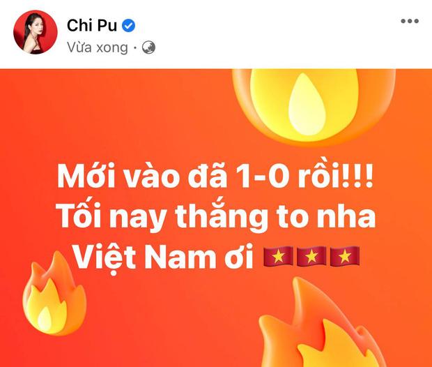 Tuyển Việt Nam ghi bàn mở tỉ số ngay 3 phút đầu giờ, dàn sao Running Man và cả showbiz vỡ oà: Quá đỉnh! - Ảnh 7.