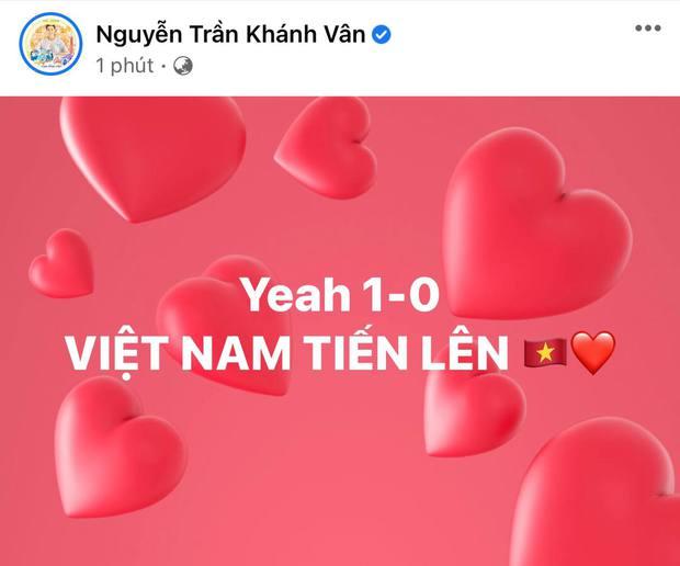 Tuyển Việt Nam ghi bàn mở tỉ số ngay 3 phút đầu giờ, dàn sao Running Man và cả showbiz vỡ oà: Quá đỉnh! - Ảnh 8.
