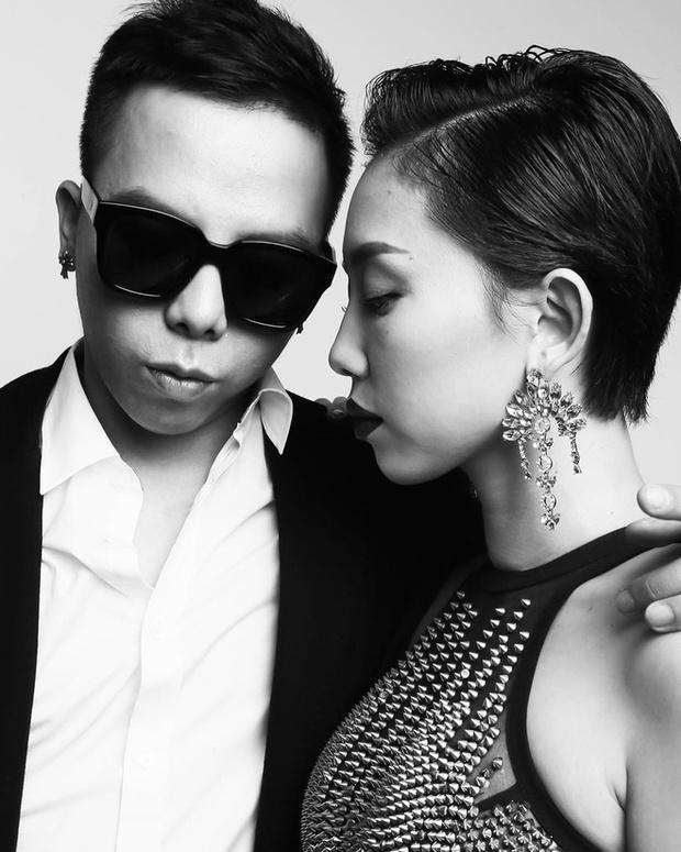 Hoàng Touliver để lộ khoảnh khắc môi kề má với một sao Vbiz đình đám, netizen nín thở đợi phản ứng của Tóc Tiên - Ảnh 8.