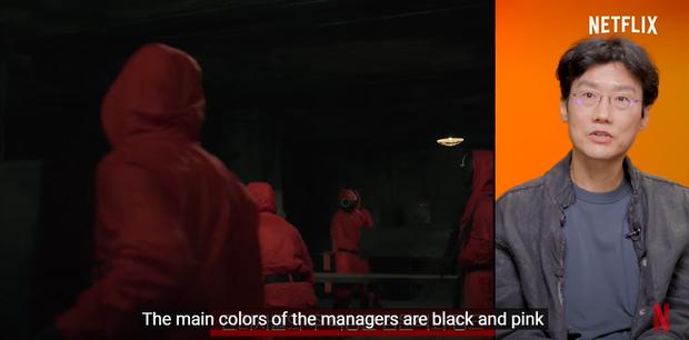 Ekip Squid Game tiết lộ lấy BLACKPINK làm cảm hứng thiết kế... quan tài, nghe thì vui nhưng hơi sợ rồi nha! - Ảnh 2.