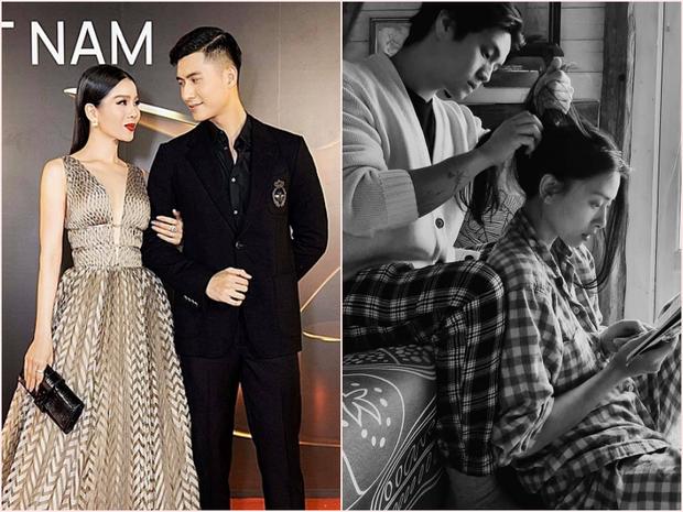 Mốt mới của các phi công khi yêu chị đẹp hơn tuổi, từ CEO Việt kiều đến Lâm Bảo Châu đều gọi các em iu bằng từ này - Ảnh 1.