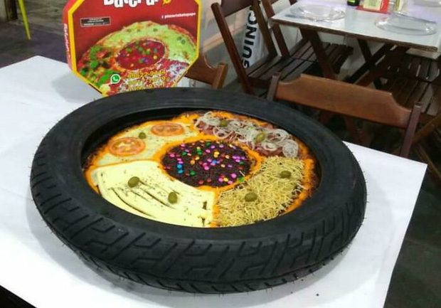 19 màn bày biện đồ ăn siêu quái dị làm thực khách choáng váng tự nhủ biết thế ăn cơm nhà cho lành - Ảnh 13.
