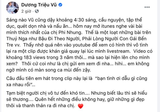 Em trai NS Hoài Linh tưởng nhớ ca sĩ Phi Nhung, tung clip cùng người quá cố thấy nụ cười mà xót xa - Ảnh 3.