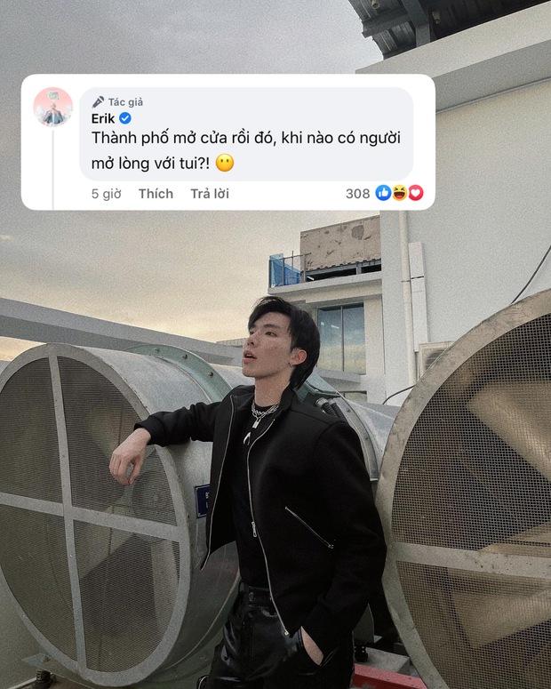 Vbiz nôn nao như 30 Tết sau gần 90 ngày Sài Gòn giãn cách: Tóc Tiên hát hit khủng, MC Quyền Linh mong 1 điều thấy mà thương! - Ảnh 8.