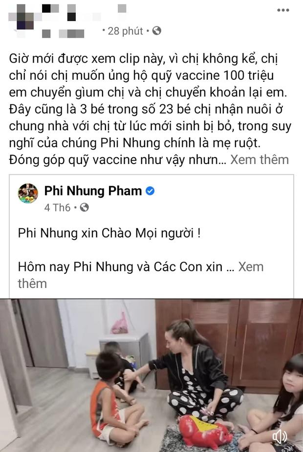Đại diện cố ca sĩ Phi Nhung lên tiếng khi Trấn Thành bị chỉ trích vì xưng bạn dù kém đàn chị 17 tuổi - Ảnh 2.