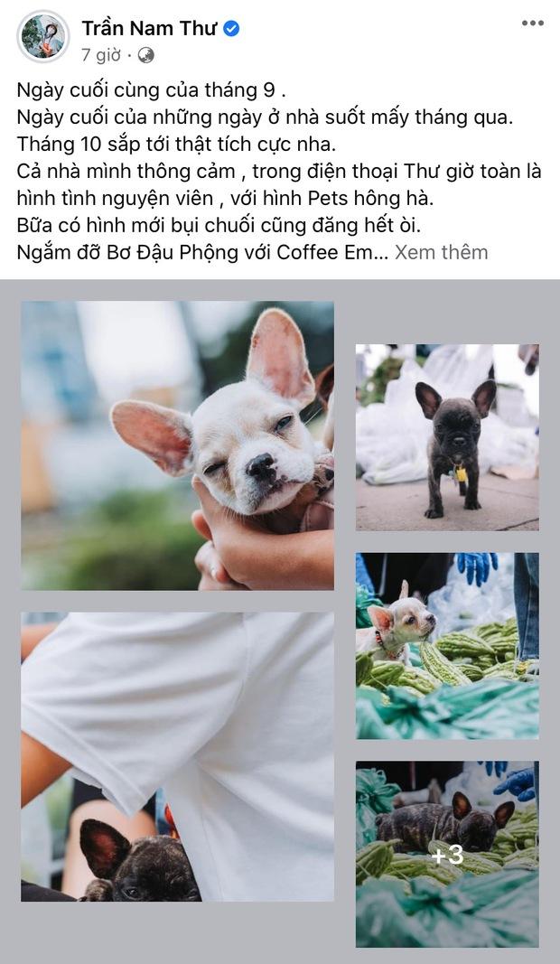Vbiz nôn nao như 30 Tết sau gần 90 ngày Sài Gòn giãn cách: Tóc Tiên hát hit khủng, MC Quyền Linh mong 1 điều thấy mà thương! - Ảnh 9.