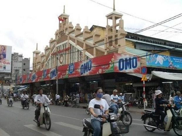 TP.HCM chuẩn bị mở cửa chợ Bến Thành, Tân Định - Ảnh 2.