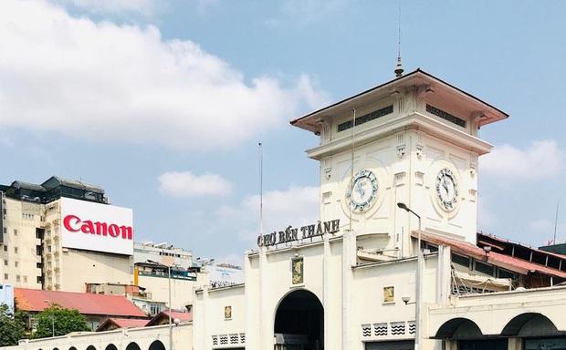 TP.HCM chuẩn bị mở cửa chợ Bến Thành, Tân Định - Ảnh 1.