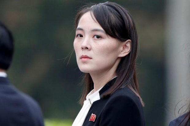 Em gái của Chủ tịch Triều Tiên Kim Jong-un được thăng chức - Ảnh 1.