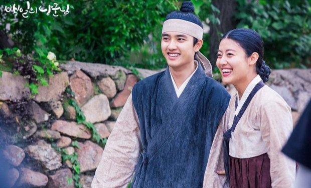 6 phim cổ trang Hàn vừa hài té ghế vừa ngọt sâu răng: Mr. Queen toàn chúa hề, thái giám Kim Yoo Jung sến chảy tim - Ảnh 6.