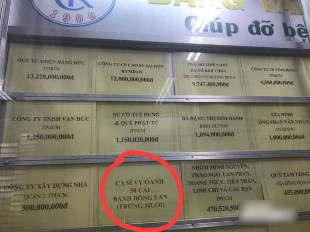 Độc quyền: Vy Oanh lên tiếng khi liên tiếp bị vu khống, làm rõ chuyện quyên góp 50 chiếc bánh giữa danh sách ủng hộ tiền tỷ - Ảnh 2.