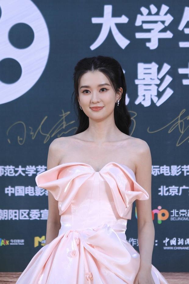 Thảm đỏ Student Awards: Tình địch Dương Mịch chặt chém bạn gái Dương Dương, ai ngờ bị nàng thơ mới lu mờ không thương tiếc - Ảnh 5.