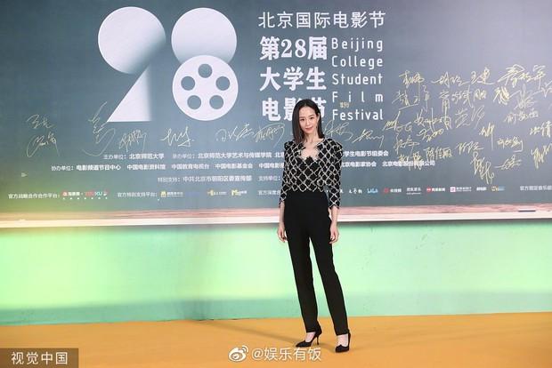 Thảm đỏ Student Awards: Tình địch Dương Mịch chặt chém bạn gái Dương Dương, ai ngờ bị nàng thơ mới lu mờ không thương tiếc - Ảnh 9.