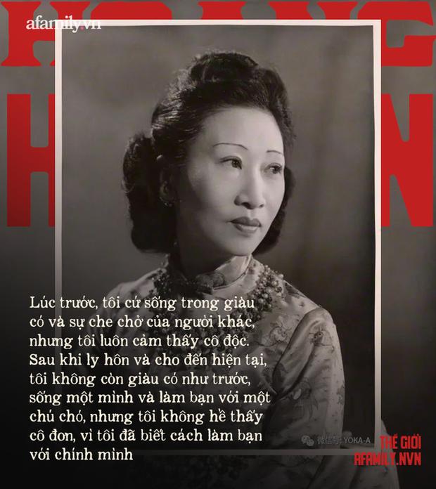 Thiên kim tiểu thư của gia tộc Hoa kiều giàu có nhất Đông Nam Á: Sống cuộc đời thần kỳ vạn người mê nhưng kết cục cô độc đáng suy ngẫm - Ảnh 14.