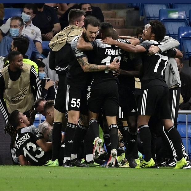 Sheriff Tiraspol - Những cảnh sát trưởng vừa khiến Real Madrid bẽ mặt tại Champions League là ai? - Ảnh 6.