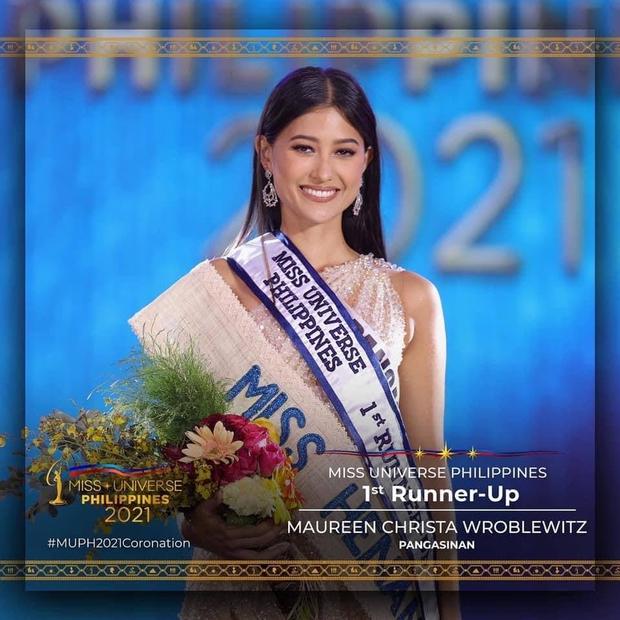 Tân Hoa hậu Hoàn vũ Philippines - Đối thủ của Kim Duyên thuộc cộng đồng LGBT, đã công khai bạn gái 5 năm! - Ảnh 9.
