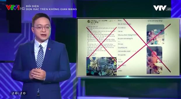 VTV mạnh tay trước nạn rác mạng, tin giả tràn lan: Angela Phương Trinh, Giang Kim Cúc và các Cộng Sự bị lên án! - Ảnh 3.