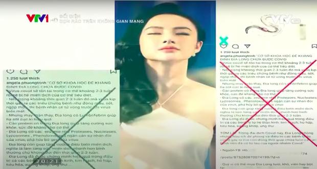 VTV mạnh tay trước nạn rác mạng, tin giả tràn lan: Angela Phương Trinh, Giang Kim Cúc và các Cộng Sự bị lên án! - Ảnh 4.