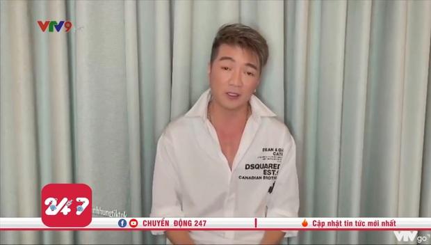 VTV đưa tên Đàm Vĩnh Hưng, Trấn Thành, Thuỷ Tiên lên sóng giữa ồn ào sao kê tiền từ thiện  - Ảnh 3.