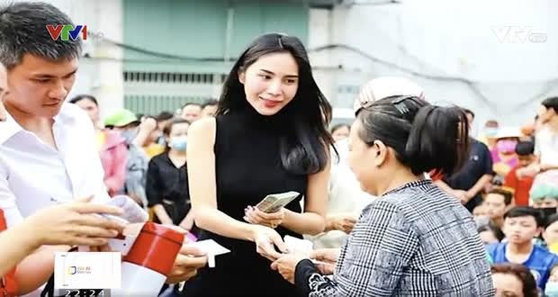 VTV đưa tên Đàm Vĩnh Hưng, Trấn Thành, Thuỷ Tiên lên sóng giữa ồn ào sao kê tiền từ thiện  - Ảnh 6.