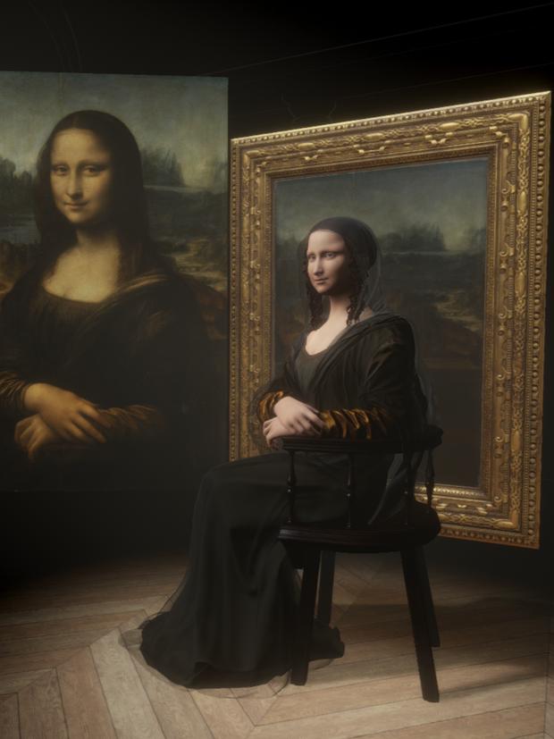 Cuộc đời ít ai biết của nàng Mona Lisa đời thật: Đằng sau nụ cười bí ẩn mê hoặc là đầy biến động và nhiều câu chuyện u tối - Ảnh 2.