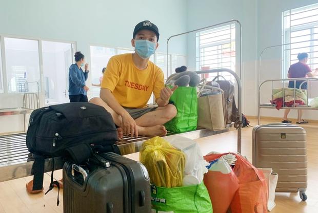 Nhật ký một phóng viên Sài Gòn bỗng thành F0: 13 ngày ở bệnh viện dã chiến, tôi đã vượt qua như thế nào? - Ảnh 4.