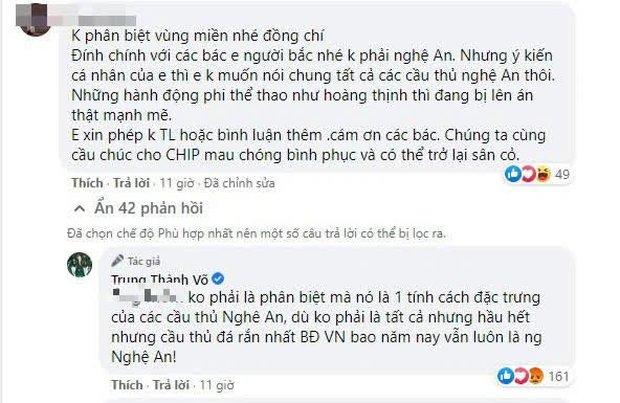 Loạt phát ngôn phản cảm của MC Thành Trung: Từ phân biệt vùng miền, chửi tục đến cổ xuý netizen làm điều xấu - Ảnh 8.