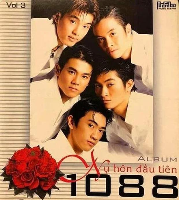 """Bìa album thời """"ơ kìa"""" của sao Việt: Mỹ Tâm nổi loạn với tóc tém, 1088 chuẩn """"oppa"""" nam thần, nhìn sang MTV """"giận tím người"""" - Ảnh 3."""