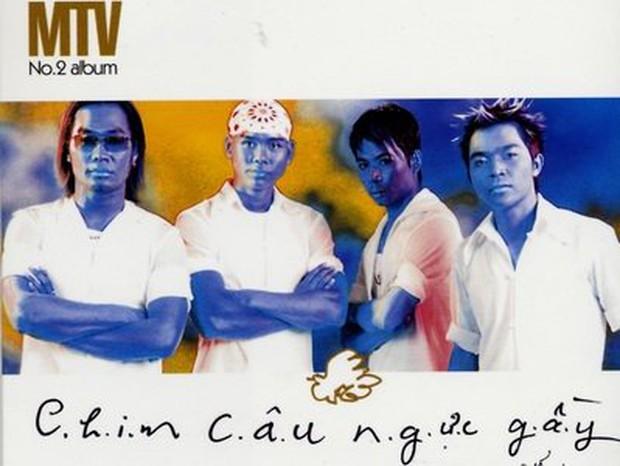 """Bìa album thời """"ơ kìa"""" của sao Việt: Mỹ Tâm nổi loạn với tóc tém, 1088 chuẩn """"oppa"""" nam thần, nhìn sang MTV """"giận tím người"""" - Ảnh 7."""