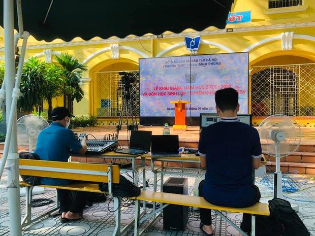Khai giảng năm học mới 2021 - 2022 trên toàn quốc: Ngày khai giảng đặc biệt nhất trong lịch sử, gặp mặt nhau qua màn hình trực tuyến - Ảnh 30.