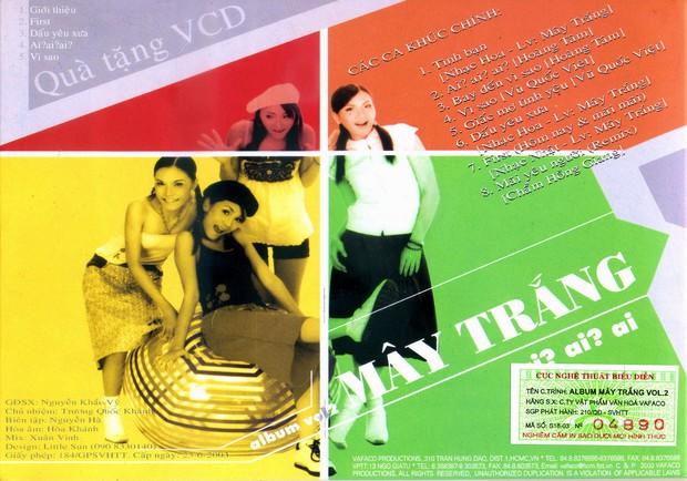"""Bìa album thời """"ơ kìa"""" của sao Việt: Mỹ Tâm nổi loạn với tóc tém, 1088 chuẩn """"oppa"""" nam thần, nhìn sang MTV """"giận tím người"""" - Ảnh 10."""