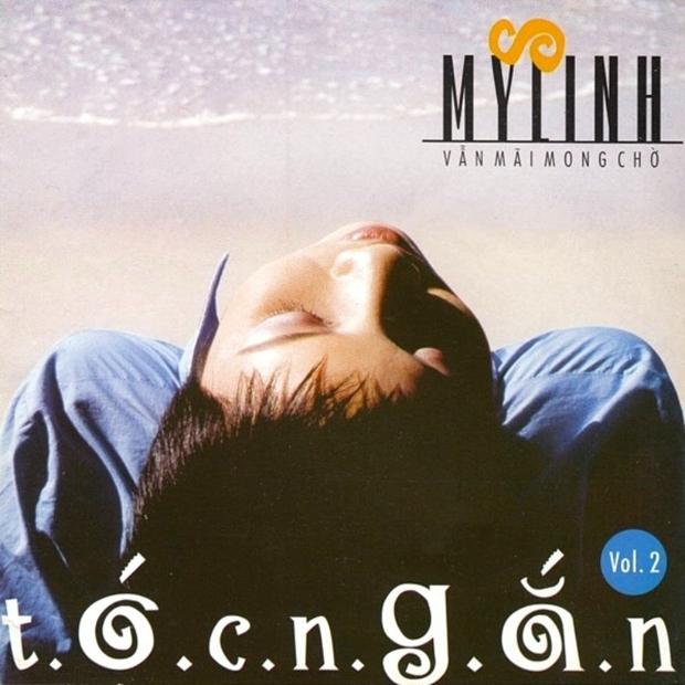 """Bìa album thời """"ơ kìa"""" của sao Việt: Mỹ Tâm nổi loạn với tóc tém, 1088 chuẩn """"oppa"""" nam thần, nhìn sang MTV """"giận tím người"""" - Ảnh 14."""