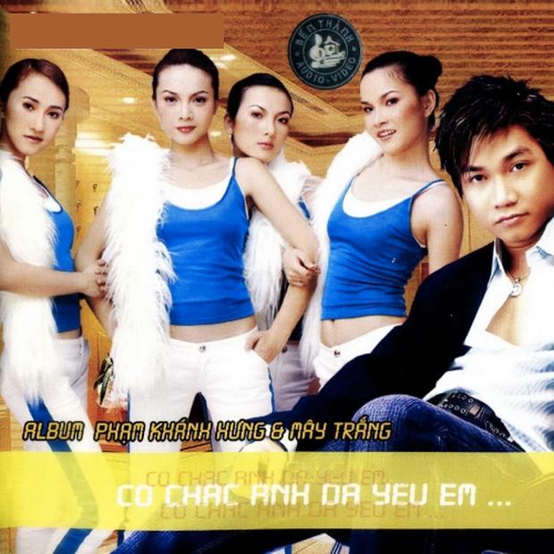 """Bìa album thời """"ơ kìa"""" của sao Việt: Mỹ Tâm nổi loạn với tóc tém, 1088 chuẩn """"oppa"""" nam thần, nhìn sang MTV """"giận tím người"""" - Ảnh 11."""