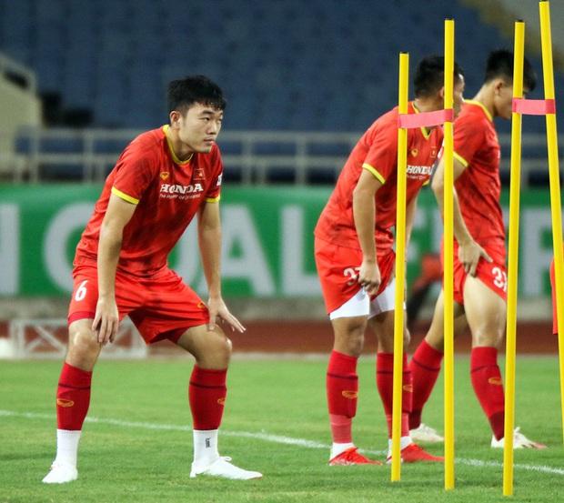 Lương Xuân Trường: Đội tuyển Việt Nam không bao giờ từ bỏ - Ảnh 1.