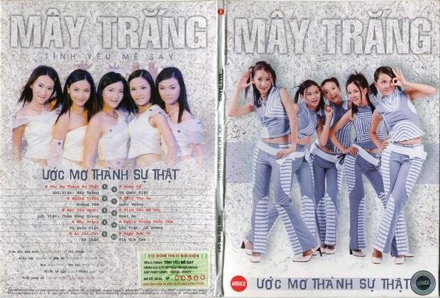 """Bìa album thời """"ơ kìa"""" của sao Việt: Mỹ Tâm nổi loạn với tóc tém, 1088 chuẩn """"oppa"""" nam thần, nhìn sang MTV """"giận tím người"""" - Ảnh 9."""