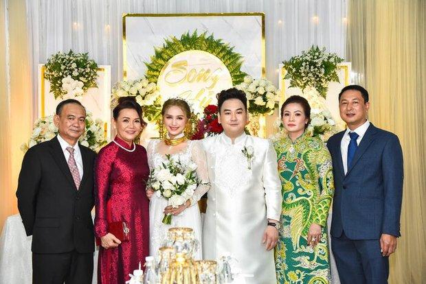 Xoài Non kể chuyện hậu trường đám cưới tiền tỉ với streamer giàu nhất Việt Nam, một chi tiết cực kỳ khó hiểu đã có lời đáp! - Ảnh 5.