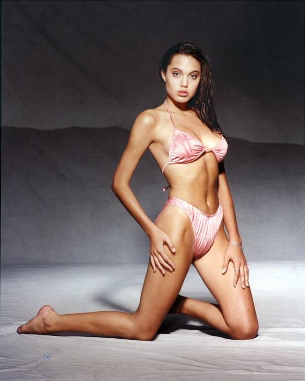 Angelina Jolie: 14 tuổi đã nổi loạn và tự tử bất thành, gái hư 2 lần đeo mác tiểu tam đến minh tinh nghị lực vượt qua ung thư - Ảnh 8.