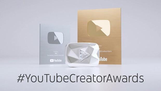 NTN đập hộp nút kim cương YouTube, có gì đặc biệt trong chiếc vali trị giá 10 triệu subscribe? - Ảnh 1.