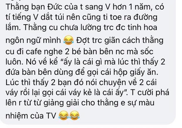 Anh Tây tự nhận rành Tiếng Việt nhưng vẫn phải chịu thua trước 1 từ, đến cả người Việt đọc xong lú luôn - Ảnh 1.