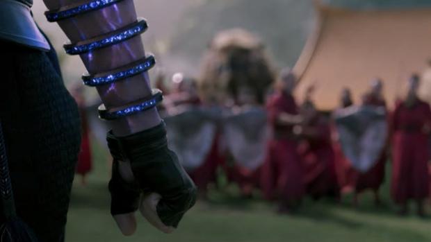 2 cảnh credit vô cùng bùng nổ của Shang-Chi: Gương mặt quen thuộc quay trở lại, phản diện mới được hé lộ luôn? - Ảnh 2.
