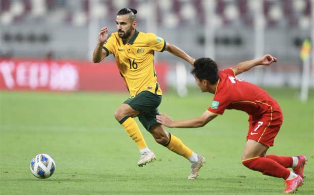 Làm khách tại Việt Nam, HLV tuyển Australia phấn khích với điều chưa từng thấy - Ảnh 1.