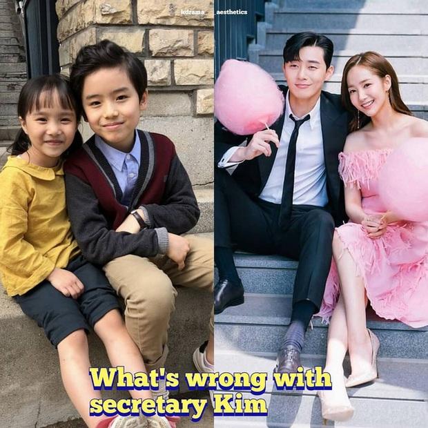 Park Seo Joon nhí trổ mã bất ngờ sau 3 năm từ Thư Ký Kim: Nam thần tương lai diễn xuất bao xịn đây rồi - Ảnh 2.
