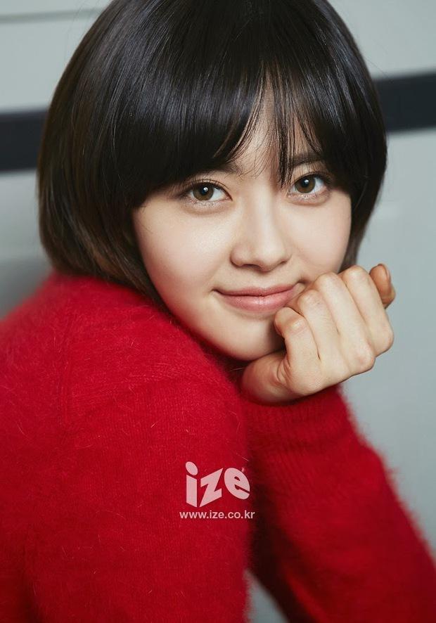 Nữ minh tinh có đôi mắt đẹp nhất làng điện ảnh Hàn: Màu nâu hạt dẻ hút hồn người xem, còn có 1 điểm biến hoá như ma cà rồng? - Ảnh 2.