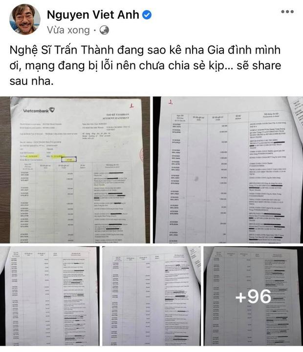 Hari Won cũng lên tiếng sau khi chồng tung 1.000 trang sao kê, thức trắng đêm cùng Trấn Thành làm 1 việc - Ảnh 5.