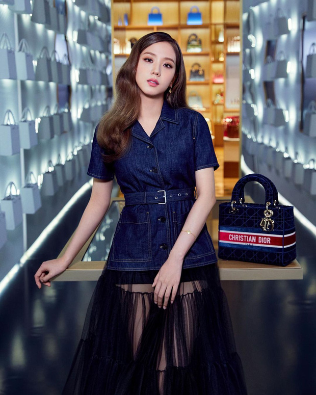 Dior tung clip Jisoo khoe visual như phát sáng, soi ảnh hậu trường có xinh như kỳ vọng? - Ảnh 4.